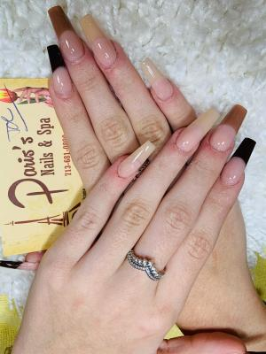 Beautiful nail polish colors for girls that change with the seasons